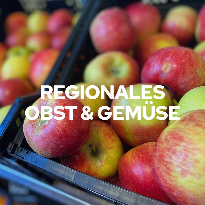 Frische und ein hoher Qualitätsanspruch bei der Auswahl des regionalen Obst- und Gemüseangebots ist uns ein zentrales Anliegen. Zwischen April und Oktober beziehen wir unsere Produkte fast ausschließlich von regionalen Anbietern. Frische Lebensmittel sind uns eine Herzensangelegenheit.  Lassen sich Sie von unserer Qualität überzeugen.